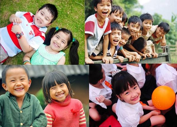 trẻ em có bao nhiêu quyền và bổn phận