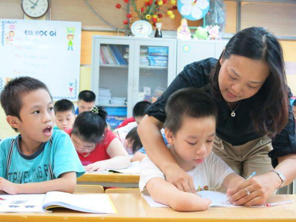 Thực trạng trẻ em khuyết tật ở Việt Nam hiện nay